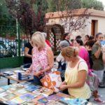 Ανταλλακτική βιβλιοθήκη στο Άλσος Περιστερίου