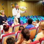 Δωρεάν τσάντες και σχολικά είδη  σε 400 μαθητές από το Δήμο Περιστερίου