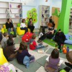 Εκπαιδευτικό και ψυχαγωγικό πρόγραμμα «Λέσχη Παραμυθιού – Κόκκινη Κλωστή Δεμένη» της Δημοτικής Βιβλιοθήκης Περιστερίου