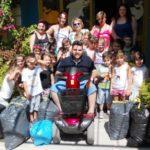 Συνεχίζεται η δράση «Ανακυκλώνω ΚΑΠΑΚΙΑ. Βοηθάω – Κινούμαι» του Δήμου Περιστερίου
