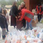 Μεγαλειώδης η προσφορά των πολιτών  στη συγκέντρωση τροφίμων του Δήμου Περιστερίου