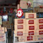 Προσφορά αλληλεγγύης από τους Επαγγελματίες Πωλητές Β' Λαϊκής Αγοράς στο Κοινωνικό Παντοπωλείο
