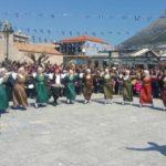 Το Εργαστήριο Παραδοσιακών και Λαϊκών Χορών του Δήμου Περιστερίου στις επετειακές εκδηλώσεις στην Αρεόπολη