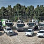 Πιο σύγχρονος, πιο δυνατός, πιο οικολογικός  ο στόλος του Δήμου Περιστερίου