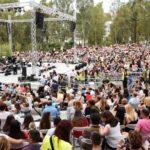Η μεγαλύτερη συναυλία αλληλεγγύης στο Άλσος Περιστερίου