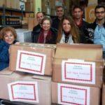 Οι Σχολές Καπάτου παρέδωσαν τρόφιμα στο Κοινωνικό Παντοπωλείο Δήμου Περιστερίου
