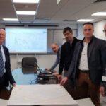 Επέκταση του δικτύου φυσικού αερίου σε όλα τα σχολεία του Δήμου Περιστερίου