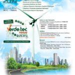 Ο Δήμος Περιστερίου συμμετέχει στην 3η Διεθνή Έκθεση Περιβάλλοντος VERDE-TEC