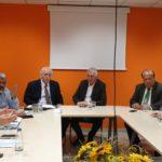 Σύσκεψη στο Δήμο Περιστερίου για τον κορονοϊό