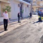 Τεχνικές παρεμβάσεις του Δήμου Περιστερίου σε όλη την πόλη!