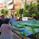 Επιβράβευση για τη συμμετοχή των πολιτών στο πρόγραμμα χωριστής συλλογής βιοαποβλήτων!