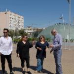Σταυροπούλου, Μπάρκα, Τσαλίκης και Παχατουρίδης σε σποτ για τη στήριξη της αγοράς του Περιστερίου