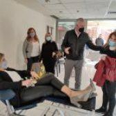 Ευχαριστίες του Δημάρχου Περιστερίου Ανδρέα Παχατουρίδη προς τους εθελοντές αιμοδότες
